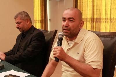 شوفوا هبلي قبل عام … ساق الله يدعو الرئيس محمود عباس ليقود غرفة عمليات ضد العدوان الصهيوني من قطاع