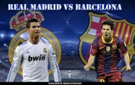 كيف ستشاهدون الليله مباراة الكلاسيكو الاسباني بين ريال مدريد وبرشلونه