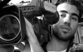9  اعوام على استشهاد الصحافي المصور فضل شناعه في ذكراه كم احوج الصحافيين للوحده وانهاء الانقسام