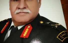 عامان على رحيل  اسد بغداد اللواء علي محمد محمود بديوي