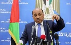 وزير الأشغال الحساينة يوعد بالعمل الفوري على مساعدة أسرة المواطن أبو شحادة من المغازي