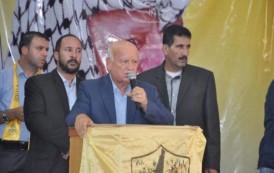 رساله من الأخ المناضل الدكتور زكريا الاغا موجه الى الأخ الرئيس محمود عباس القائد العام
