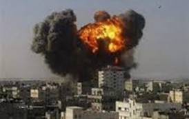 نتنياهو  مستعد لمواجهه  ويلات حرب غزة ترجمة : هالة أبو سليم