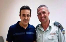 الفنان صابر الرباعي دخل الى فلسطين بتصريح وموافقه صهيونيه