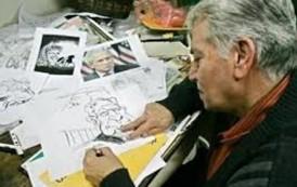 عامان على رحيل الفنان الكبير بهاء البخاري رحمه الله جسد الوطن في كاركاتيراته