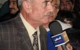 ثلاثة أعوام  على رحيل المناضل الفتحاوي الكبير احمد هزاع شريم ابوهزاع
