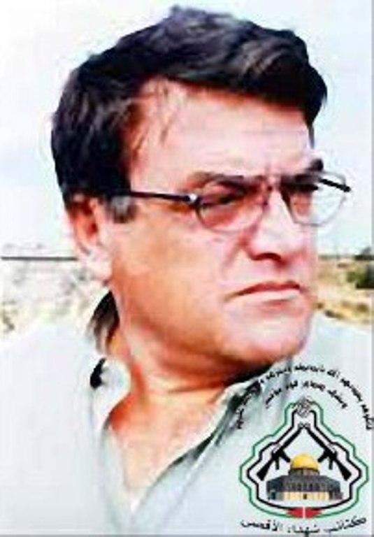 17 عام على رحيل الشهيد الدكتور ثابت ثابت قائد كتائب شهداء الأقصى في الليلة الظلماء يفتقد البدر