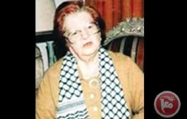 وفاة رئيسة الاتحاد العام للمرآه الفلسطينية الأخت سميرة أبو غزاله رحمها الله