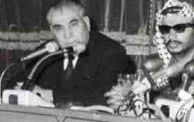 38 عام على رحيل الاستاذ احمد الشقيري اول رئيس لمنظمة التحرير الفلسطينية
