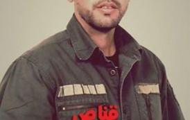"""القناص """"ثائر حماد"""" وحكاية عيون الحرامية بقلم/ عبد الناصر عوني فروانة"""