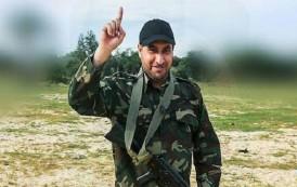 اغتيال  قائد عسكري كبير من حركة حماس بإطلاق النار علية من قبل مجهولين ترجمة : هالة أبو سليم