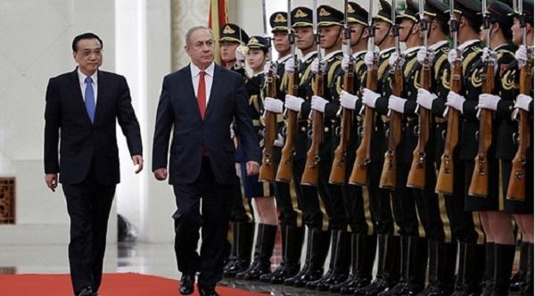 يجب على إسرائيل تعزيز الروابط الاقتصادية مع الصين لكن بعيون مفتوحة ترجمة : هالة أبو سليم