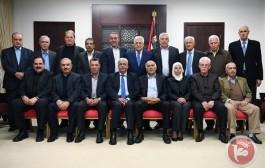المكتوب مقروء من عنوانه ادعو اللجنة المركزية لحركة فتح لإلغاء زيارتها لغزه