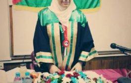 عامان على حصول الأخت المناضله امال حمد على شهادة الدكتوراه اين هي وأين دورها في حركة فتح الان
