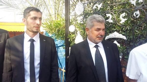 تهنئة للصديق الصحافي والشاعر الرائع ناصر عطا الله بمناسبة زفاف نجله الصحافي انس