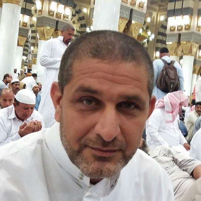تهنئة للأخ والصديق العزيز العميد جهاد مصطفى المدهون بمناسبة زفاف نجله الشاب الاديب مهند
