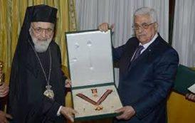 عام مضى على رحيل المناضل والاسير المحرر المطران هيلاريون كابوتشي مطران الروم الكاثوليك المبعد عن مدينة القدس