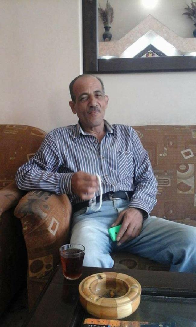 تعزيه للأصدقاء والجيران الأحباء ال حمو الكرام بوفاة المرحوم عامر حمو