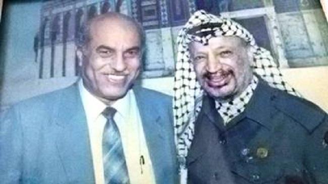 9 اعوام على رحيل القائد المناضل الاسير المحرر عطا محمد حسين ابوكرش ابوعاهد