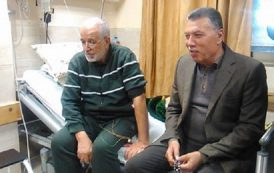 سلامات اخي وصديقي زياد مطر امين سر إقليم غرب غزه قطع الرواتب قهر للرجال الرجال