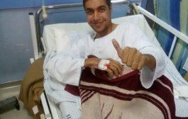 وداعا اخي الصحافي الرائع نصر ابوفول اللقاء في جنات الخلد انشاء الله