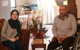 لقاء صحافي أجرته معي الصحافية الواعدة ياسمين سعد الدين البكري
